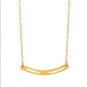 Gorjana Taner Split Necklace